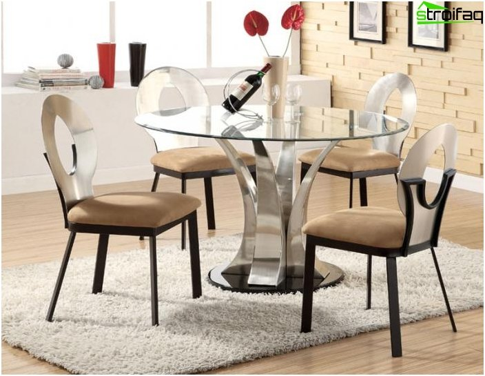 Glass tables - photo 1