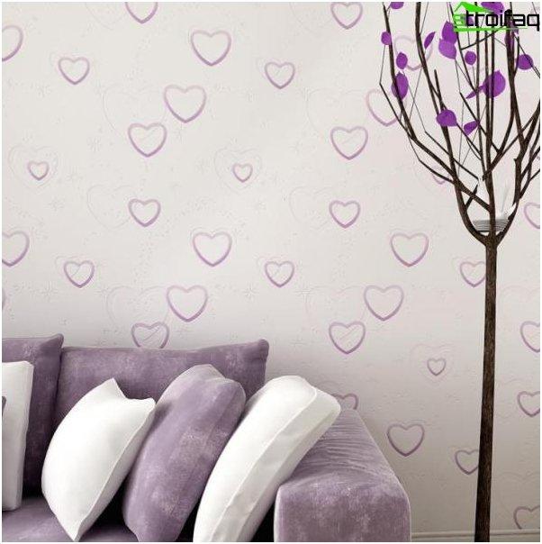 Papel pintado para paredes - catálogo 4