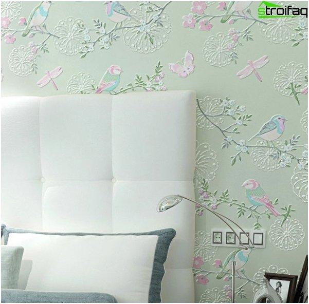 Papel pintado para paredes - catálogo 5