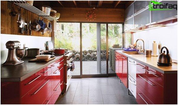 المطبخ 2016: ألوان طبيعية - 01