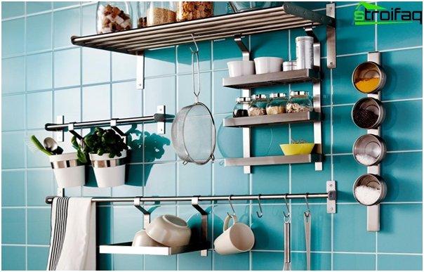 Ikea - 2: n keittiötarvikkeet