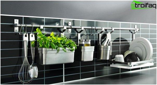Ikea - 4: n keittiötarvikkeet