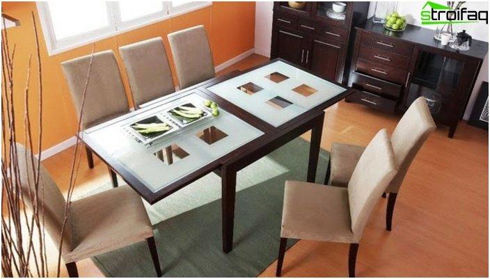 Plastic tables - photo 5