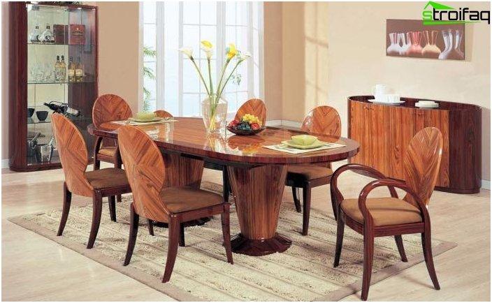 Ovale Tischplatten - Foto 2