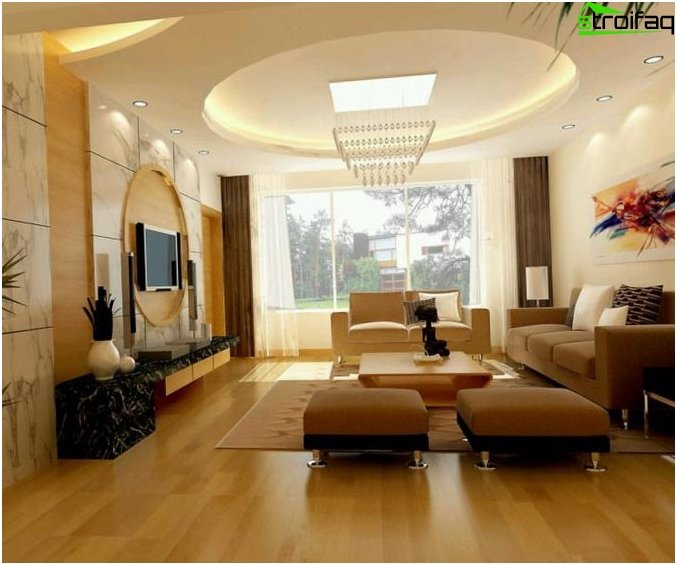 การออกแบบเพดาน