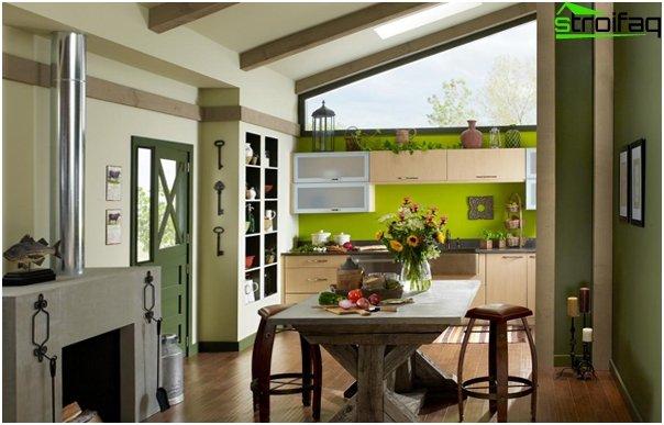 المطبخ 2016: ألوان طبيعية - 03