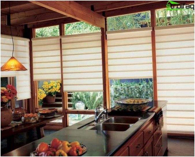 Blinds Pleated