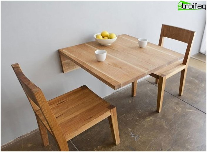 Wall table - photo 5