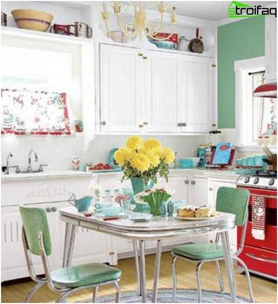Küchentische für die kleine Küche - Foto 3