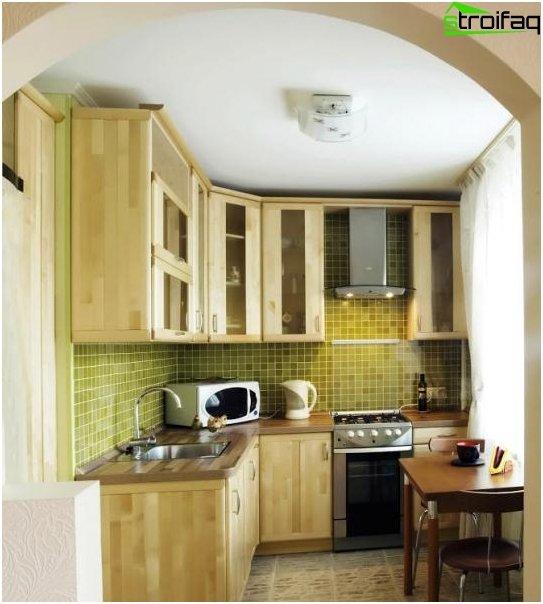 Küchentische für die kleine Küche - Foto 7