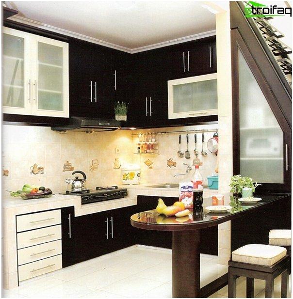 Køkkensæt - 4