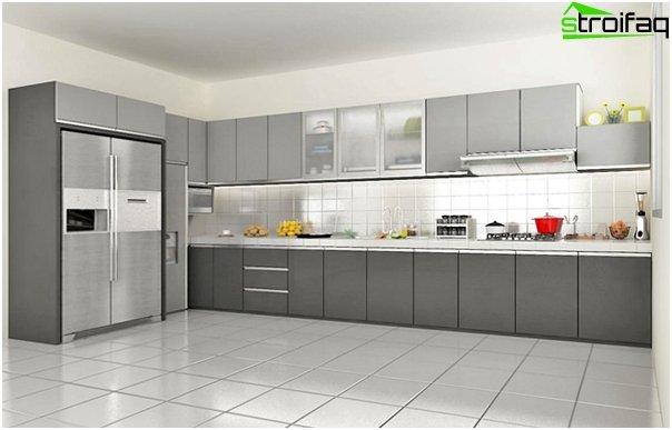 Køkkensæt - 5