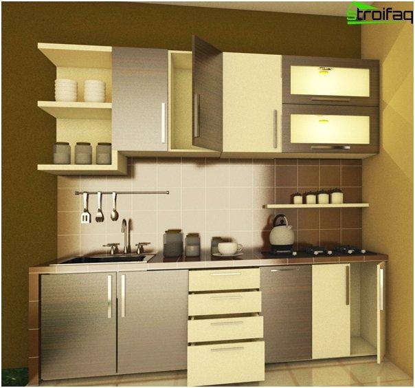 Køkkensæt - 6