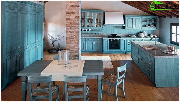 Kitchen furniture - 3