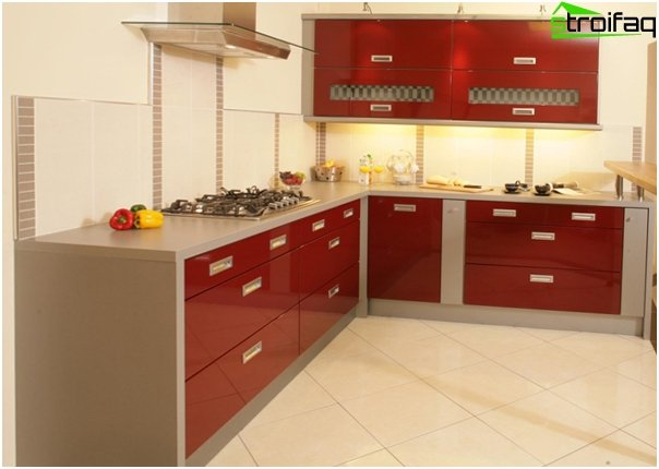 Kitchen furniture - 4