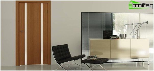 Puertas de fibra de madera - 02