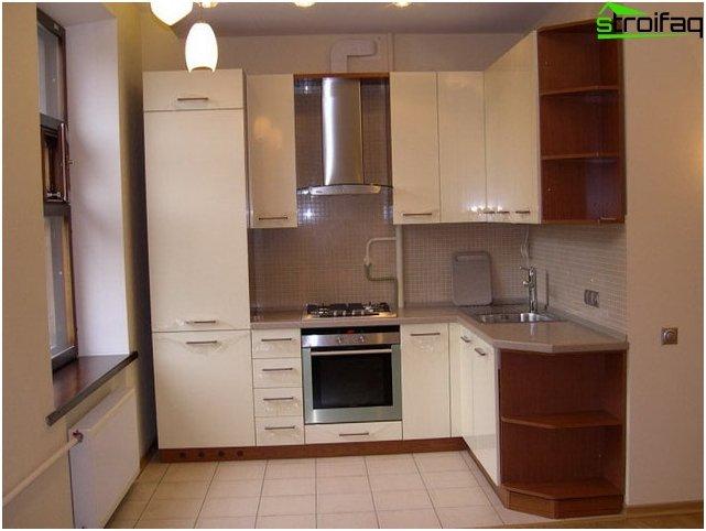 ห้องครัวใน Khrushchev 3