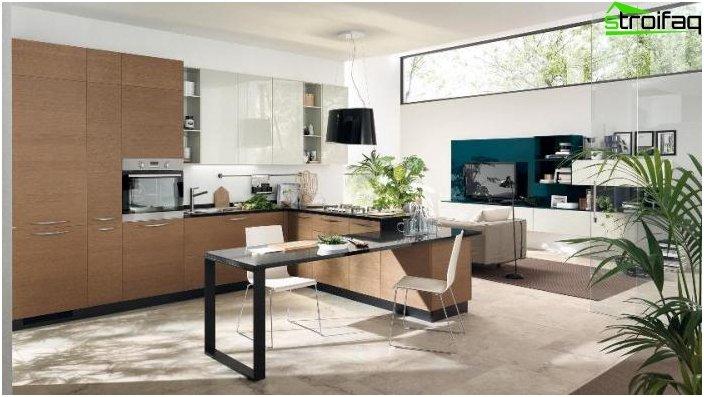 Møbler til køkkenet 1