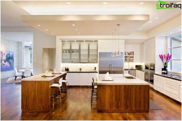 Loftdesign i køkkenet 2