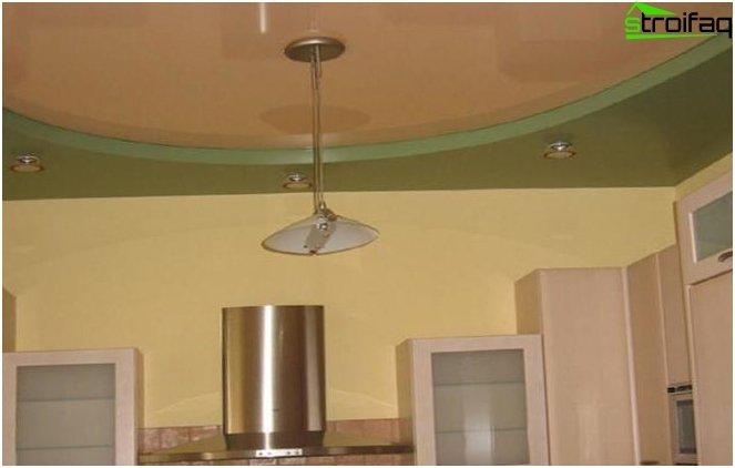 เพดานในห้องครัว 1