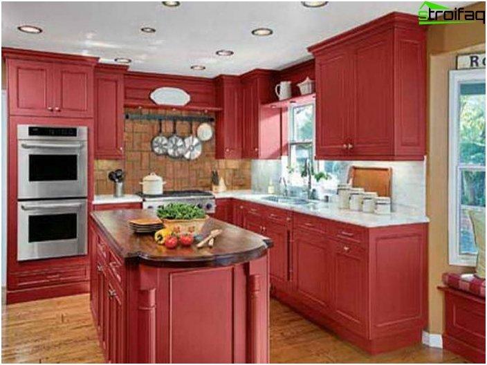 Utrolige køkkendesign - foto 3