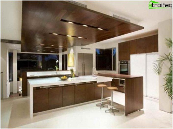 การออกแบบห้องครัวที่น่าทึ่ง - ภาพถ่าย 4