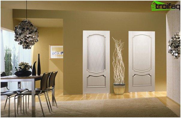 Puertas de fibra de madera - 03