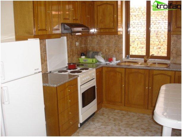 Cocina de diseño de 9 m2 1