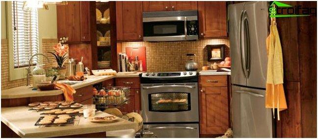 Panorama de cocina