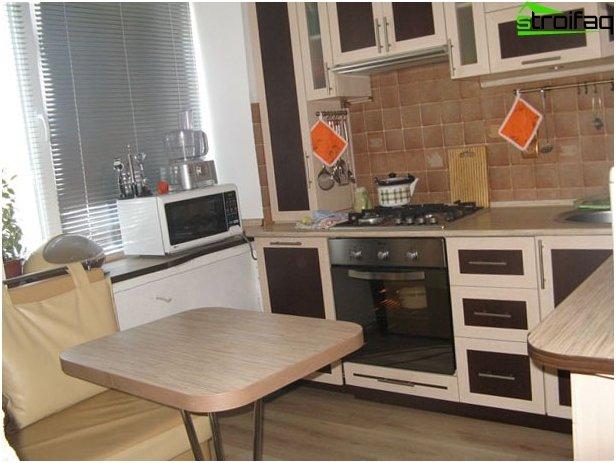 Foto di design della cucina