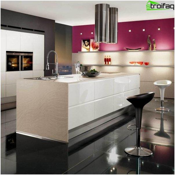 Hi-tech-keittiö