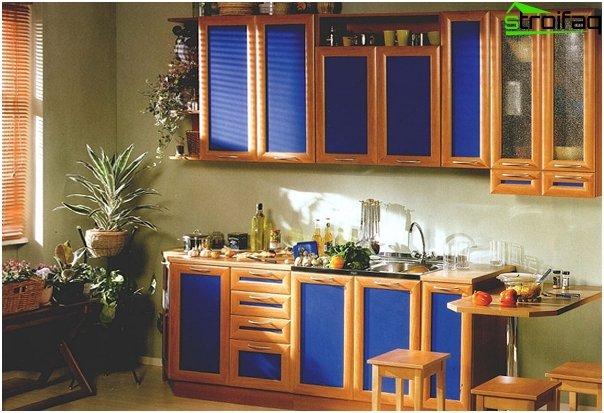Komplet køkken (facader) - 2