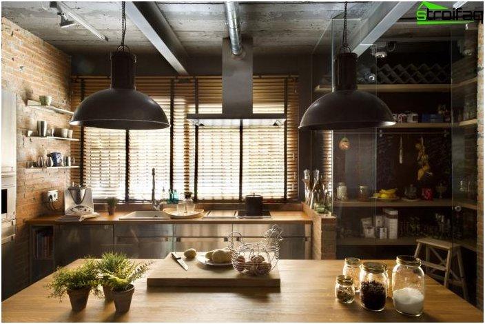 Cucina in stile moderno 3