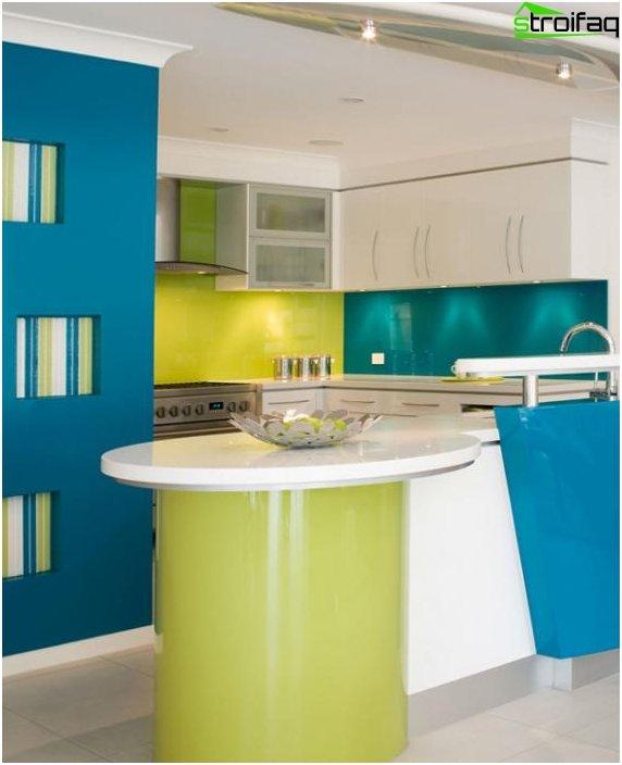 المطبخ 2016: ألوان طبيعية - 09