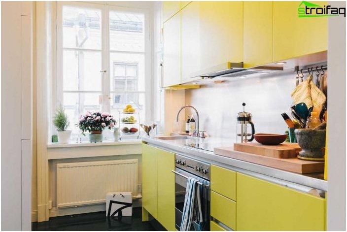Keittiö 6 m²