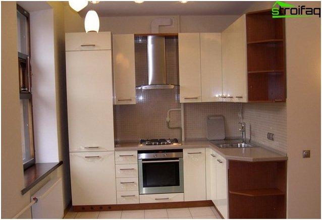 Keittiösuunnittelu missä Hruštšov 2