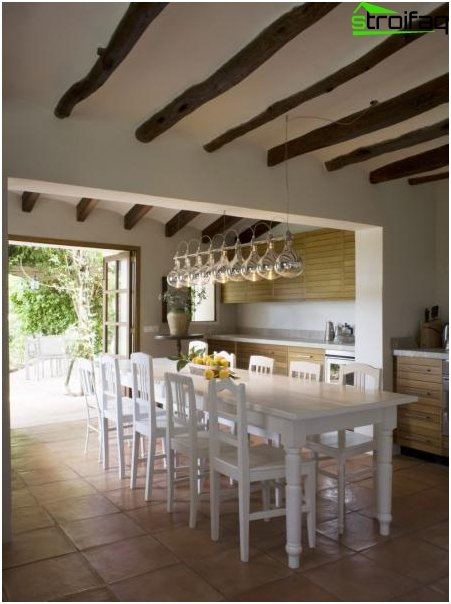 Piccola cucina in una casa privata 2