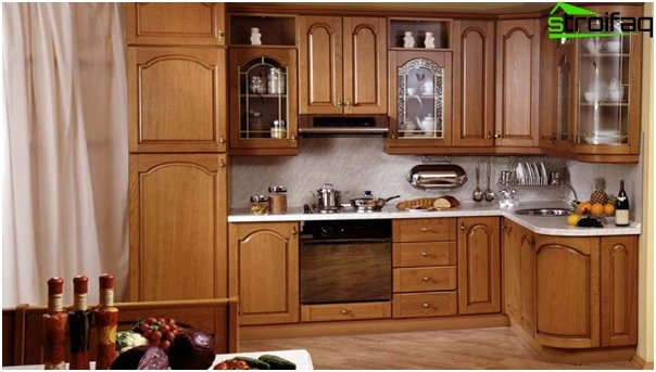 Complete kitchen (facades) - 5