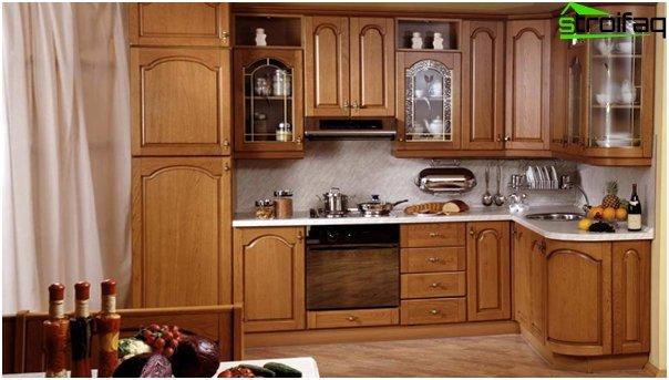 Komplet køkken (facader) - 5
