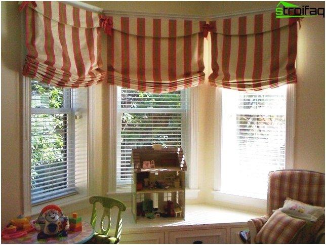 Roman Curtains - photo 2