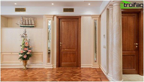 Puertas de madera maciza - 02
