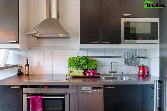 تخطيط المطبخ 10 م 2 - الصورة 3