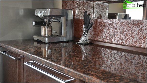 Complete kitchen (countertop) - 1