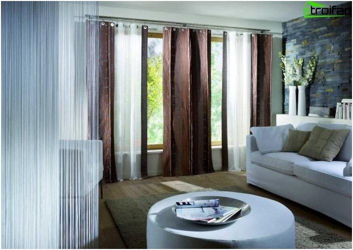 Japanese curtains 1
