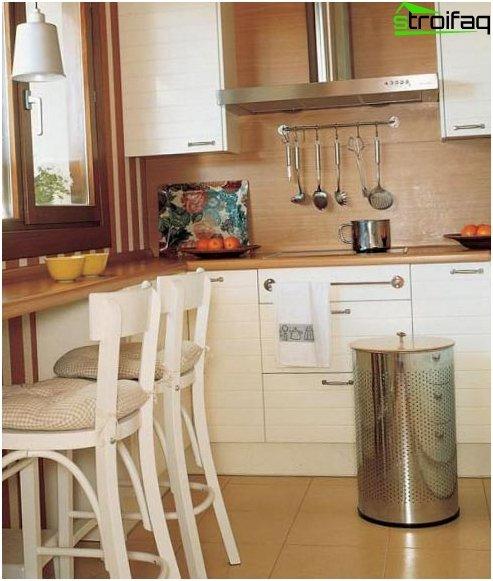 Cucina design di piccole dimensioni 3