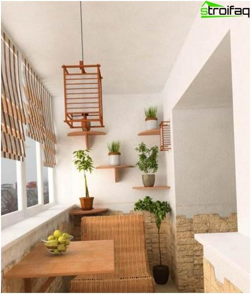 Balcony Interior - 20