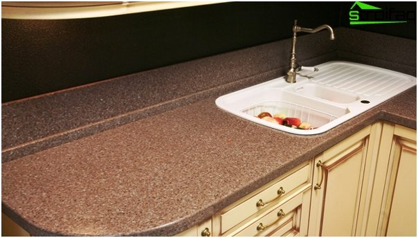 Complete kitchen (countertop) - 3