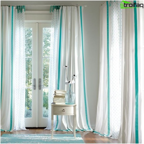 Fashionable curtains - favorites of 2016 2