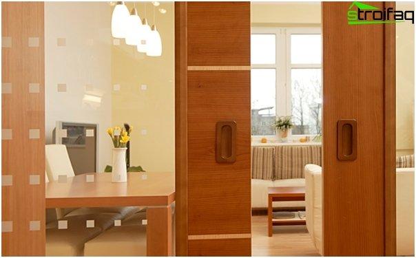 Puertas de madera maciza - 05