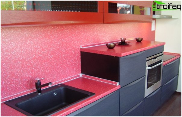 Complete kitchen (countertop) - 4